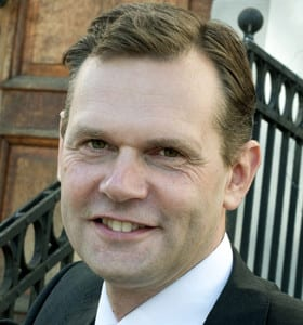 Johan Assarsson, regiondirektör i Västra Götalandsregionen