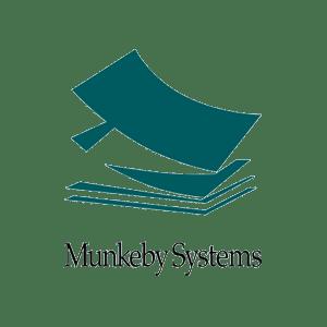 Munkeby Systemslogo
