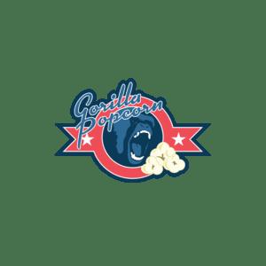 Gorilla Popcornlogo